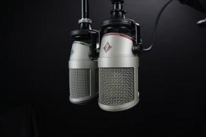 Studio-Kondensatormikrofon fürs Homerecording Studio