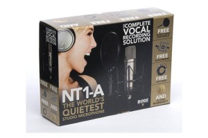 Verpackung des Rode NT-1A