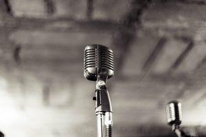 Dynamisches Studiomikrofon