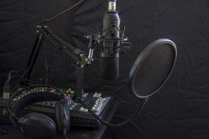 XLR oder USB Studiomikrofon